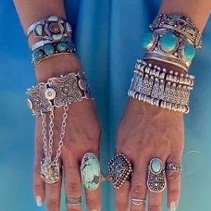 Boho Vintage Tribal Antique Bracelet Jewerly